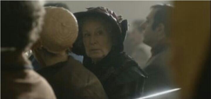 O grito que eu dei quando vi essa diva suprema.  Margaret Atwood maravilhosa ❤