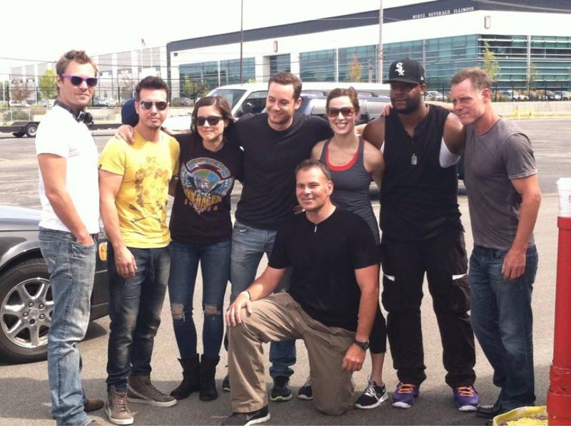 Amazing cast 😄😀😃