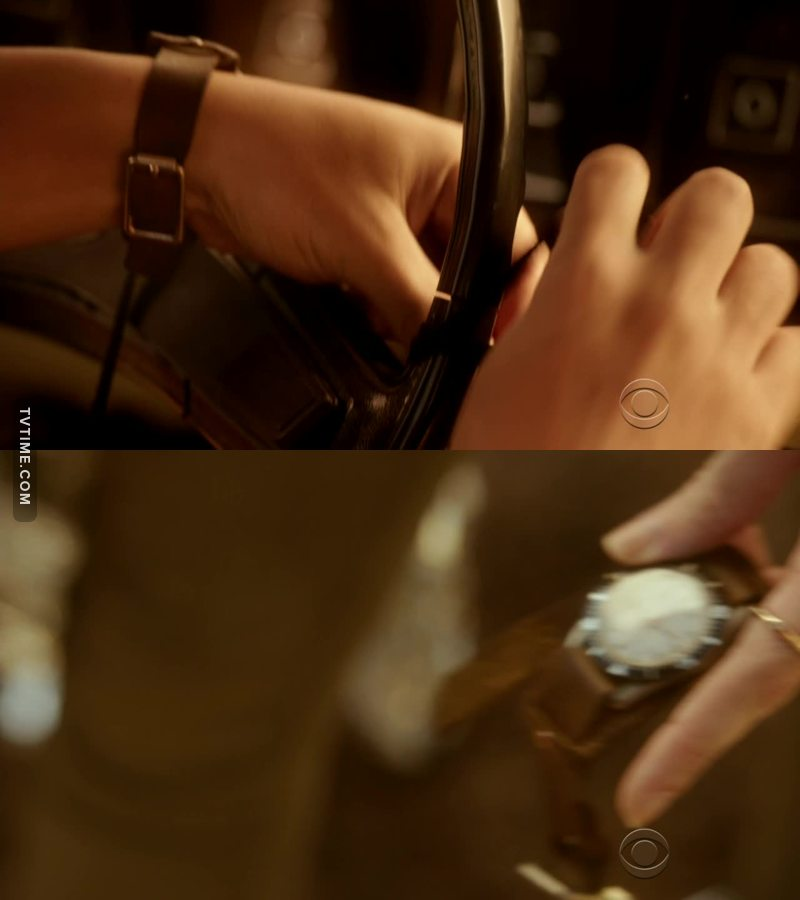 Continuity error - he was wearing watch while in the truck. And I thought he gave the watch to her so it would not get damaged with the heat but she was near the fire tornado thing too?? And why was she there behind the wall?? She didn't do anything while there?