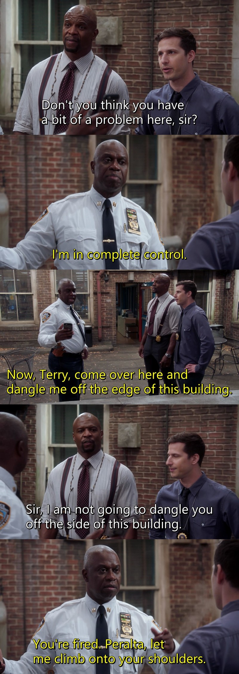 brooklyn nine nine s05e05 subtitles