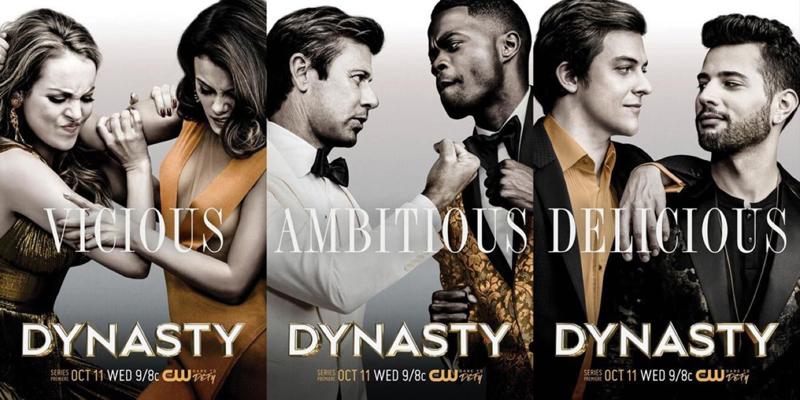 Dynasty Receives Full Season Order at The CW ❤️💎
