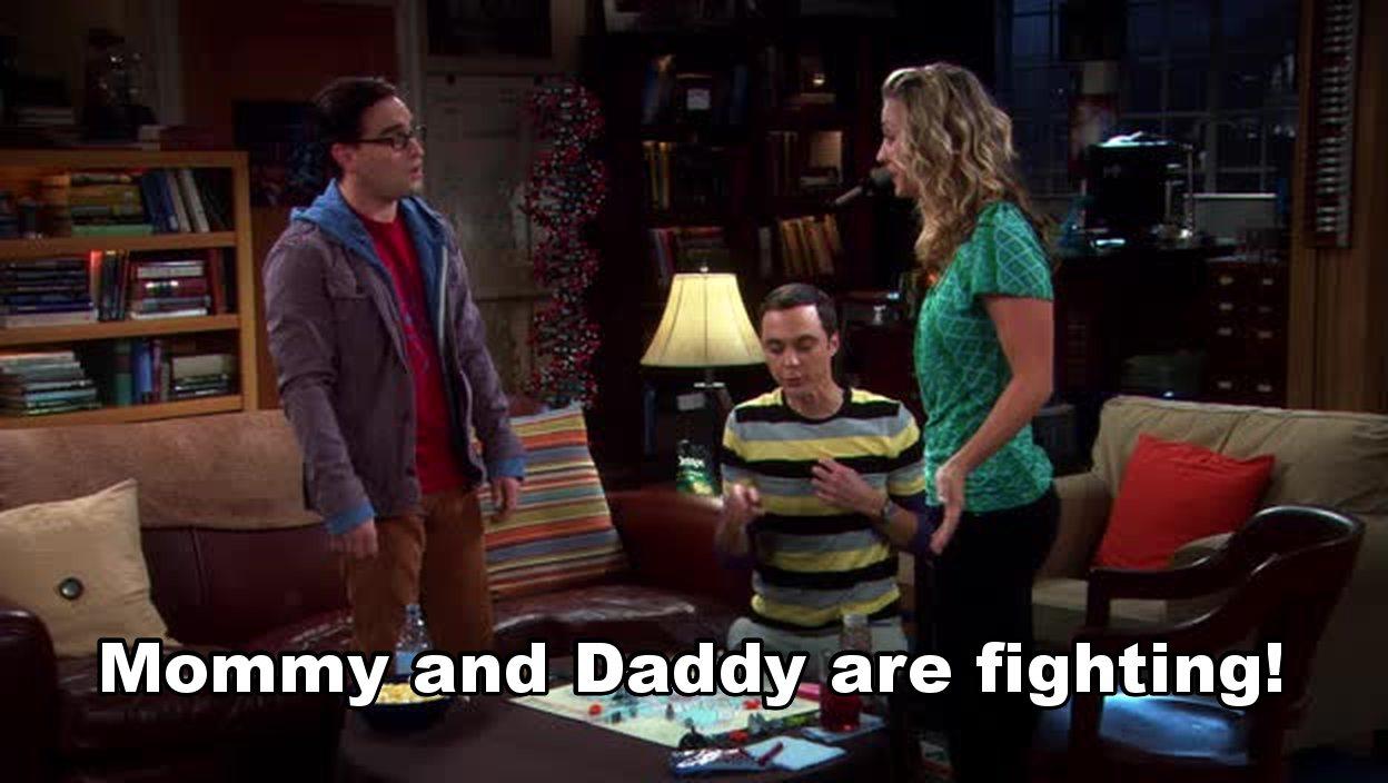 Poor Sheldon!