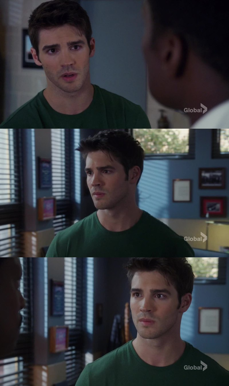 I feel like Steven Mcqueen is going to fit perfectly in the Chicago Fire family, much better than on TVD