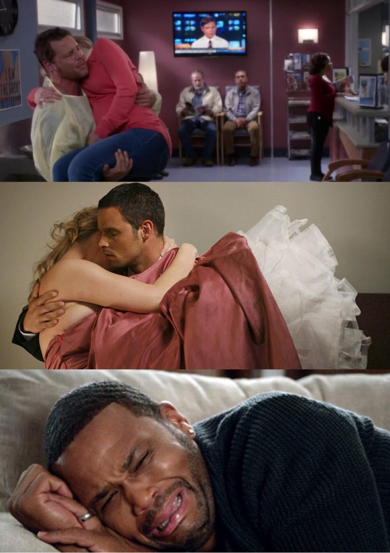 TV Time - Grey's Anatomy S14E07 - Quién vive, quién muere ...