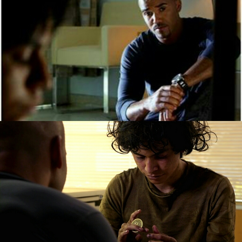 Morgan in this episode he is amazing 👏👏