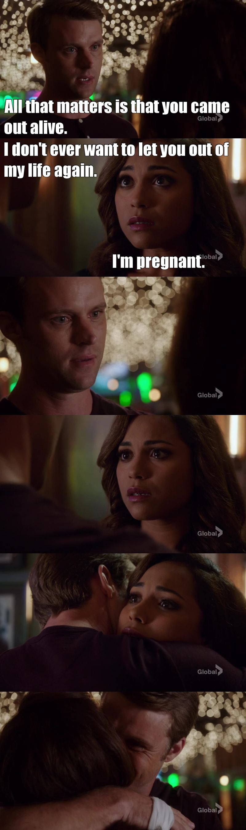 Dawsey is back!!!!!!! I've been waiting for a long time for that!!! Also, the song... I've been waiting for the happy-love song since he proposed!!!! I love Dawsey and they are the best part of this show!! Chicago Fire is my favorite show of all time!!! That Kelly-Matt scene?? I love Dawsey, my favorite OTP, that I needed back... Their back!!!!!!!!! I was so happy I cried of joy!!!!!!!!!!! Anyone else feel like that? #DawseyIsBack #MyOtpIsBack #Love+Joy #DawseyForever