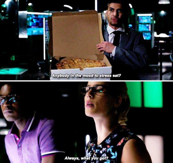 Felicity is me, I'm Felicity.