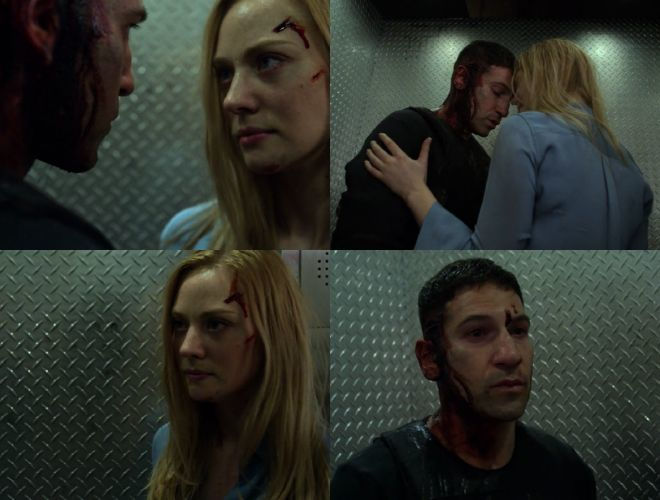 This scene killed me. There was so much they wanted to say to each other. The look in their eyes said everything though.