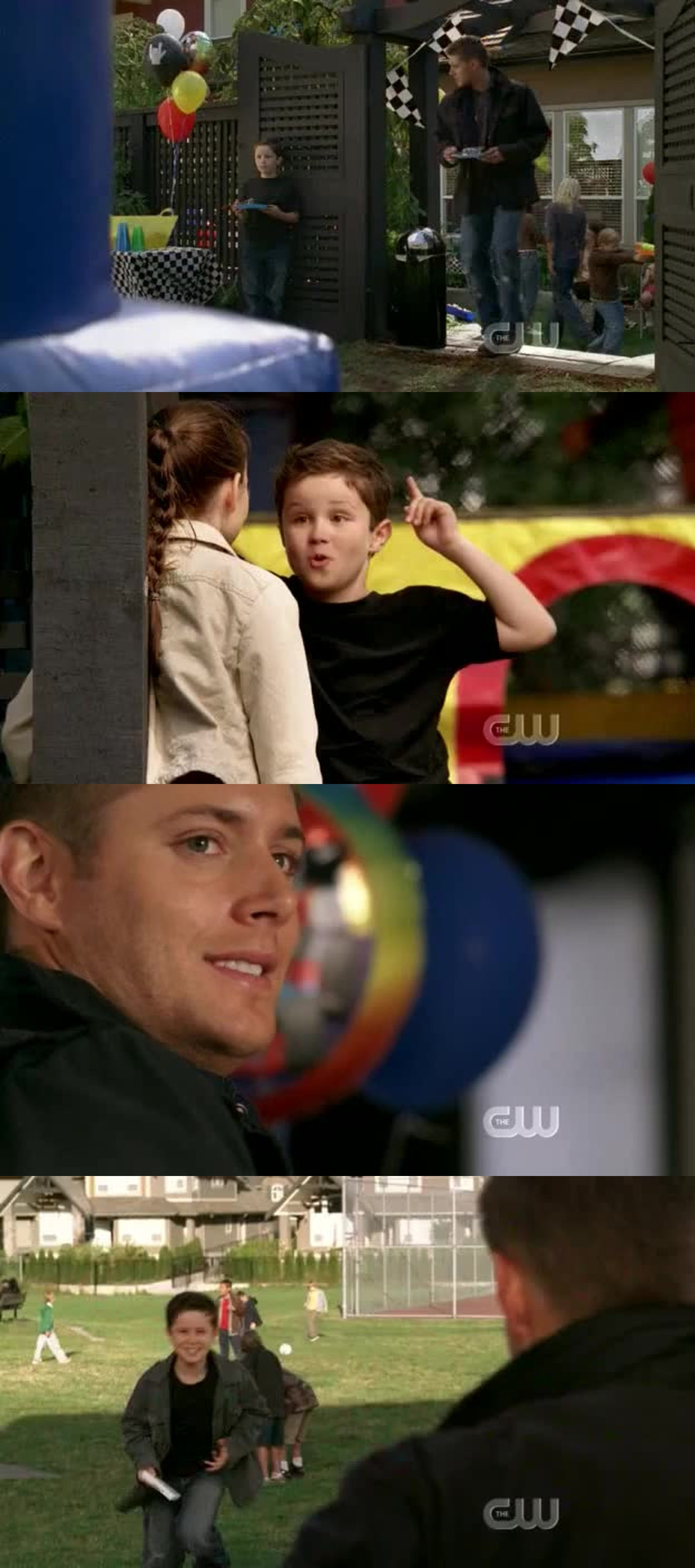 I cannot believe that Ben is not Dean's son!!!!