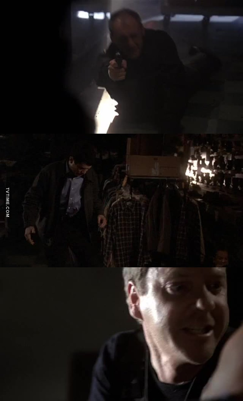 C'est Paul le héro dans cette épisode.