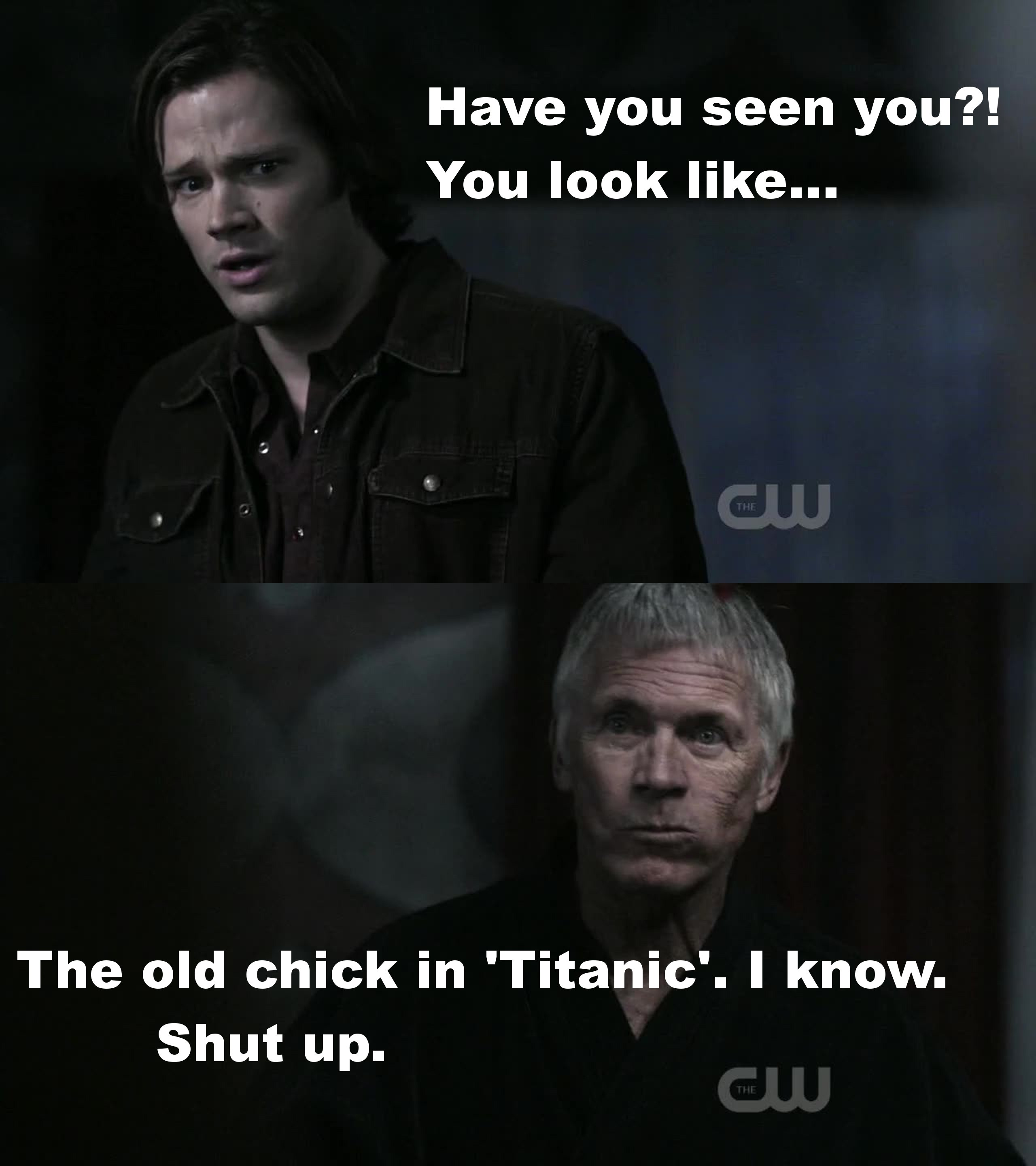 Not sure how this episode fits in the main plot.. But it was hilarious, that's for sure! ^_^