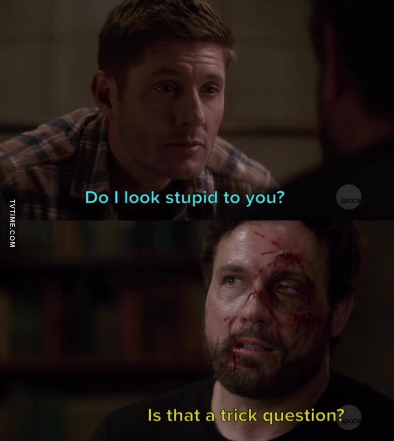 😆 You asked the question, Dean. 🤪