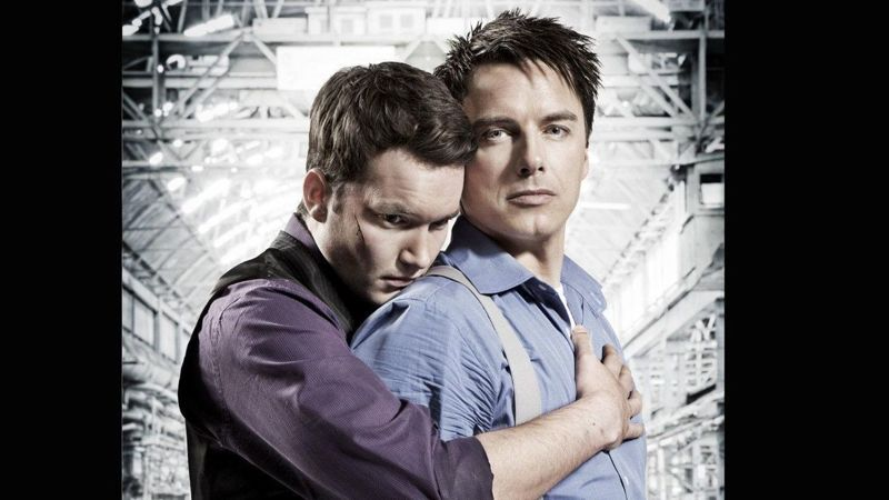 Uh- excuse me, Jack, your husband Ianto just died... ??