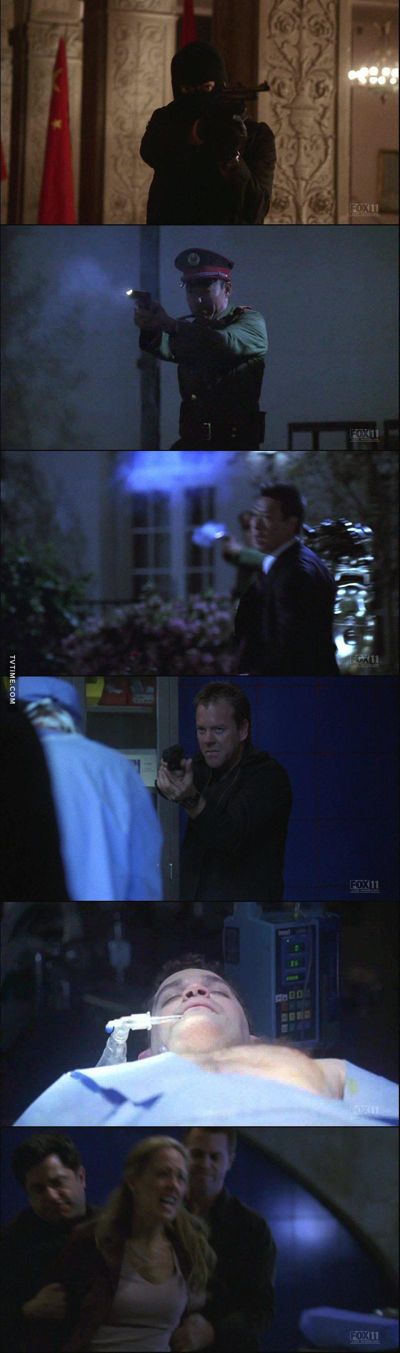 S'attaquer à l'embassade chinoise était risquer et pourai avoir de grosse répercution si il son démasquer. Et Jack à privillégier Lee à Paul pas sur qu'Audrey lui pardonne un jour.