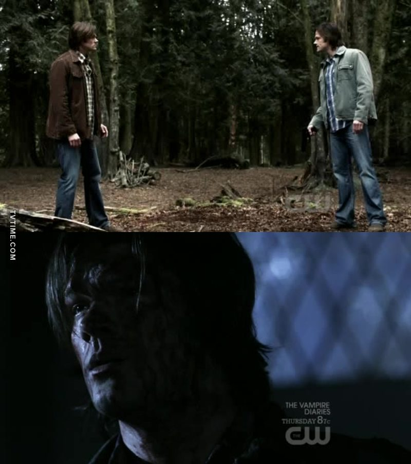 Let's take a moment to appreciate the acting of Jared Padalecki 💗