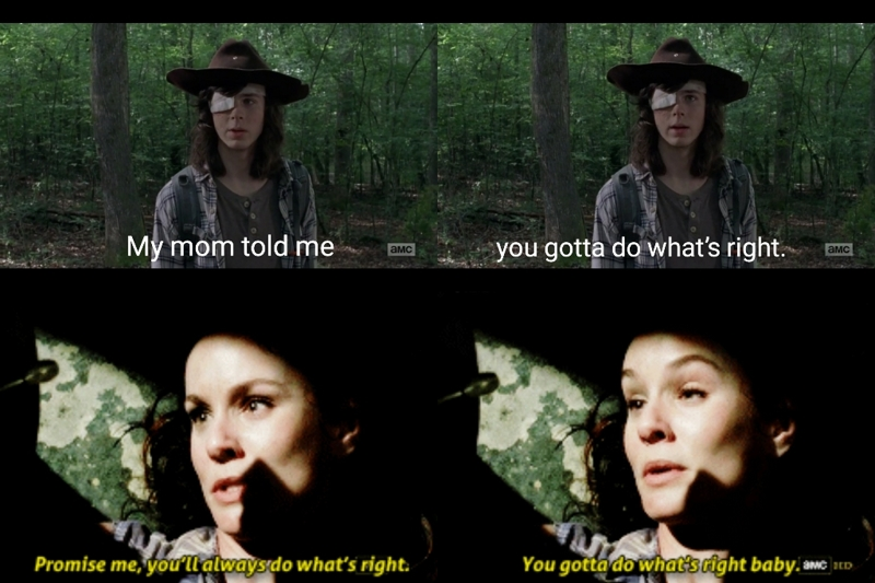 My heart is breaking thinking about Lori. 💔