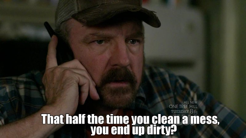 My life told by Bobby Singer