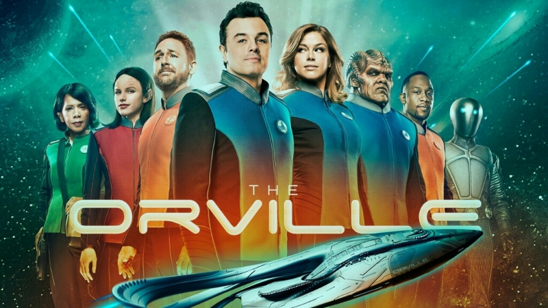 Another Great Episode From Orville Loved It 😍😘