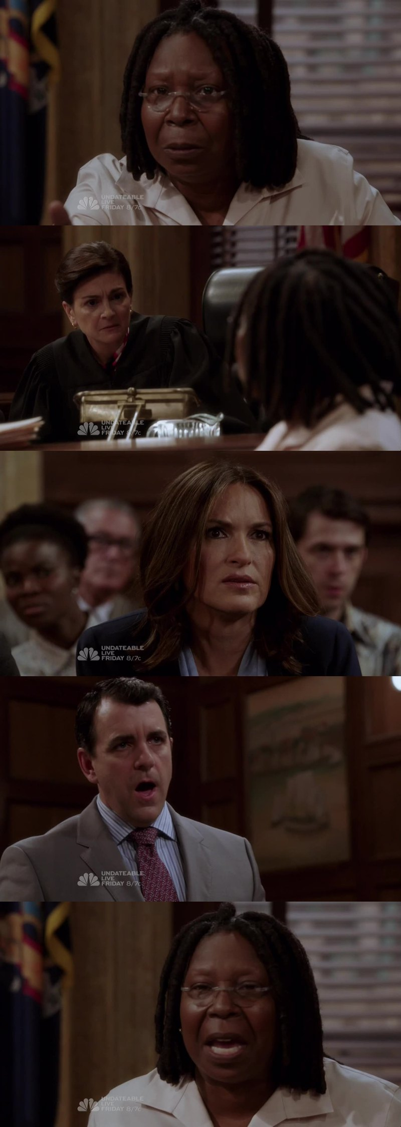 law and order svu institutional fail