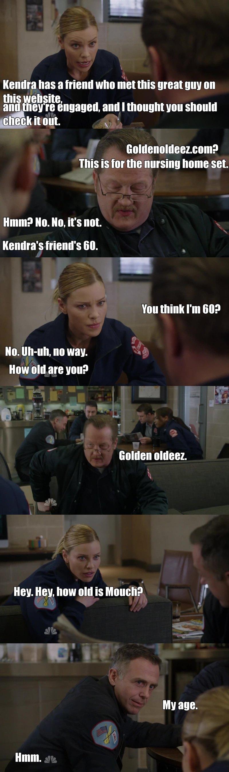 Hahaha this scene was golden