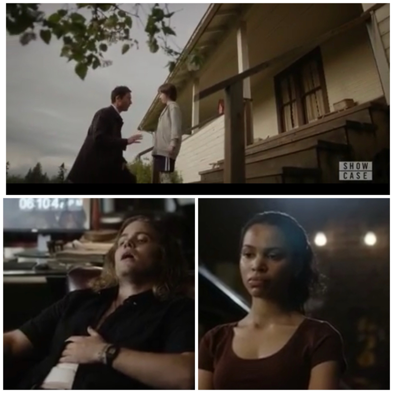 I think Phillip just wants to save people he thought he was doing the right thing but Grant is right . They might mess things up by going out of order. Yet it was nice that Phillip had them all save a child from evil people glad there dead. 👋