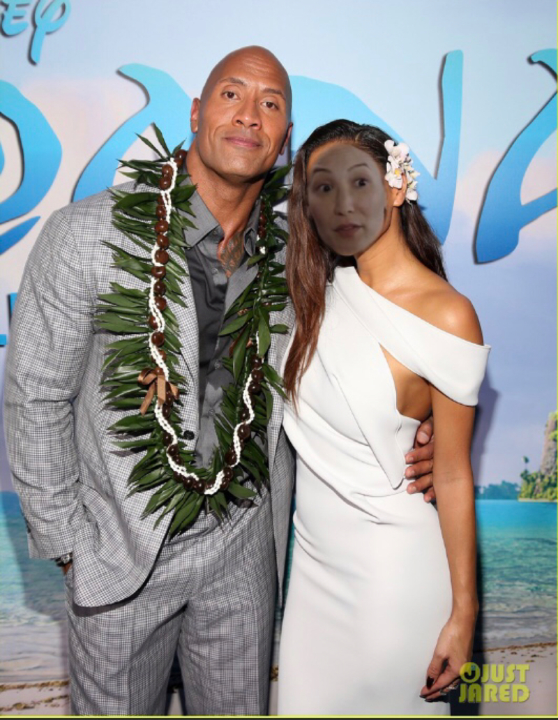 Grace and the Rock are gonna Remix the (Your Welcome) song!!! 😂😂😂😂😂