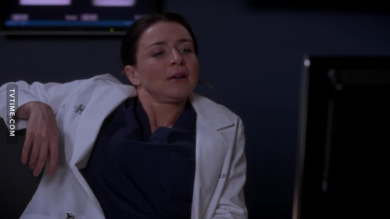amelia shepherd you're just turning one of my favorite characters