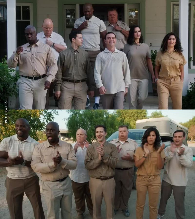 SQUAD GOALS . love this team! (How does Rosa still look awesome in beige clothes!?)