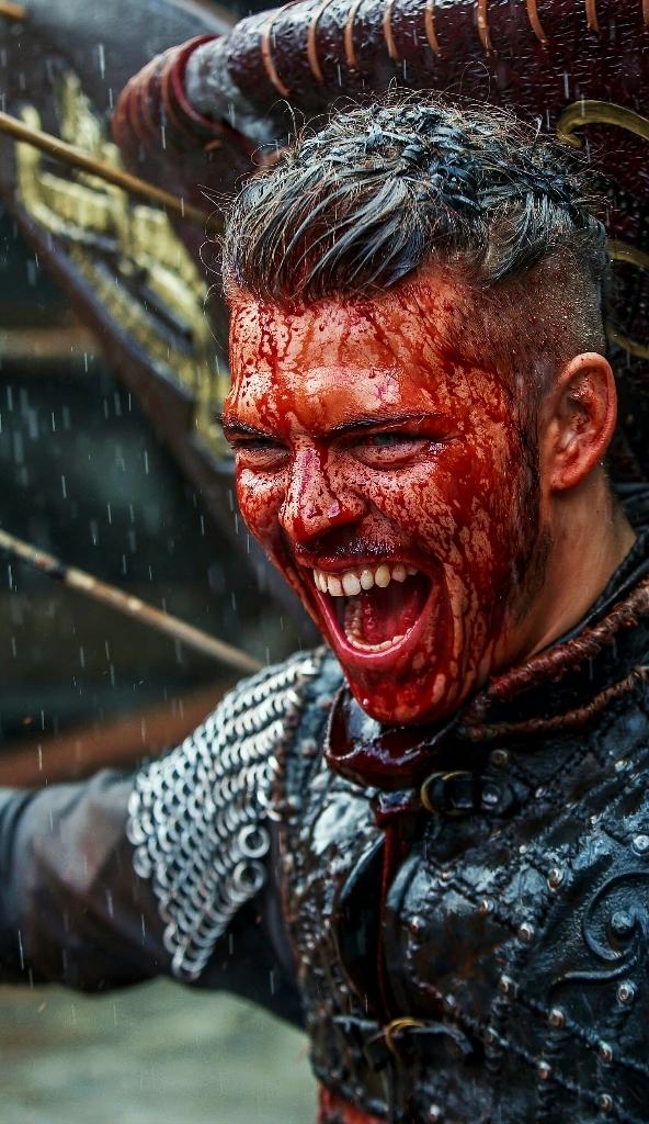 "Ivar : "" Don't you know who I am? "" "" You can't kill me! "" "" Don't you know who I am? "" "" I am Ivar the boneless. "" "" I am Ivar the boneless. "" "" You can't kill me! "" "" I am Ivar the boneless. "" 🔥🔥🔥🔥🔥"