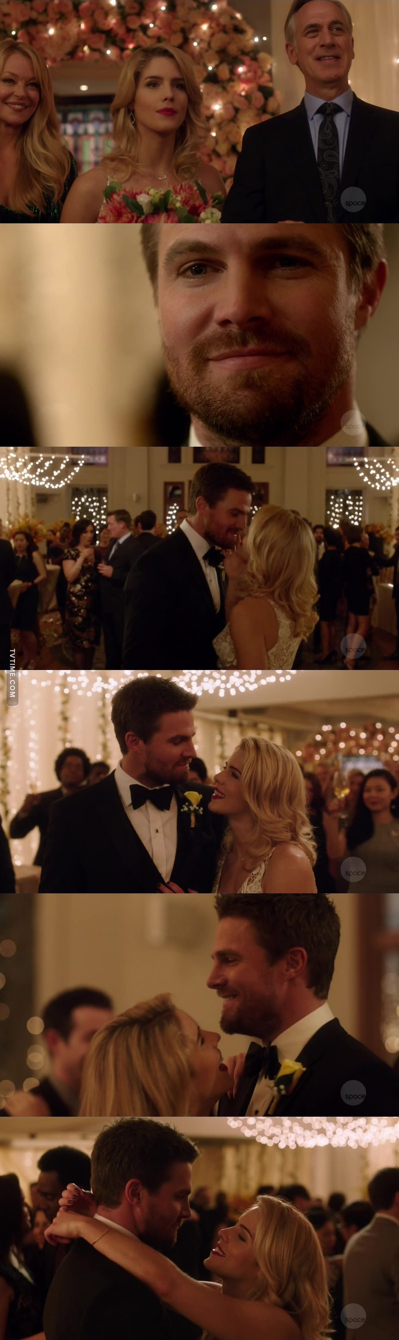IT'S ABOUT DAMN TIME!! I LOVE THIS COUPLE 😭😭💛💛 #olicity