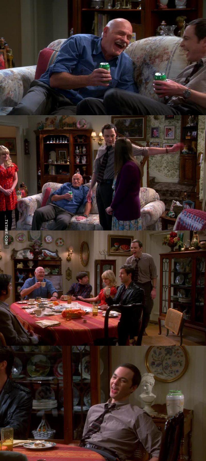 Sheldon drunk is the best🔝