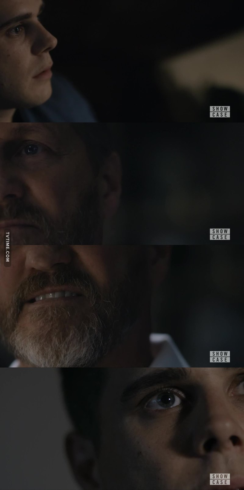 That scene with Trevor and the coach though...wow.