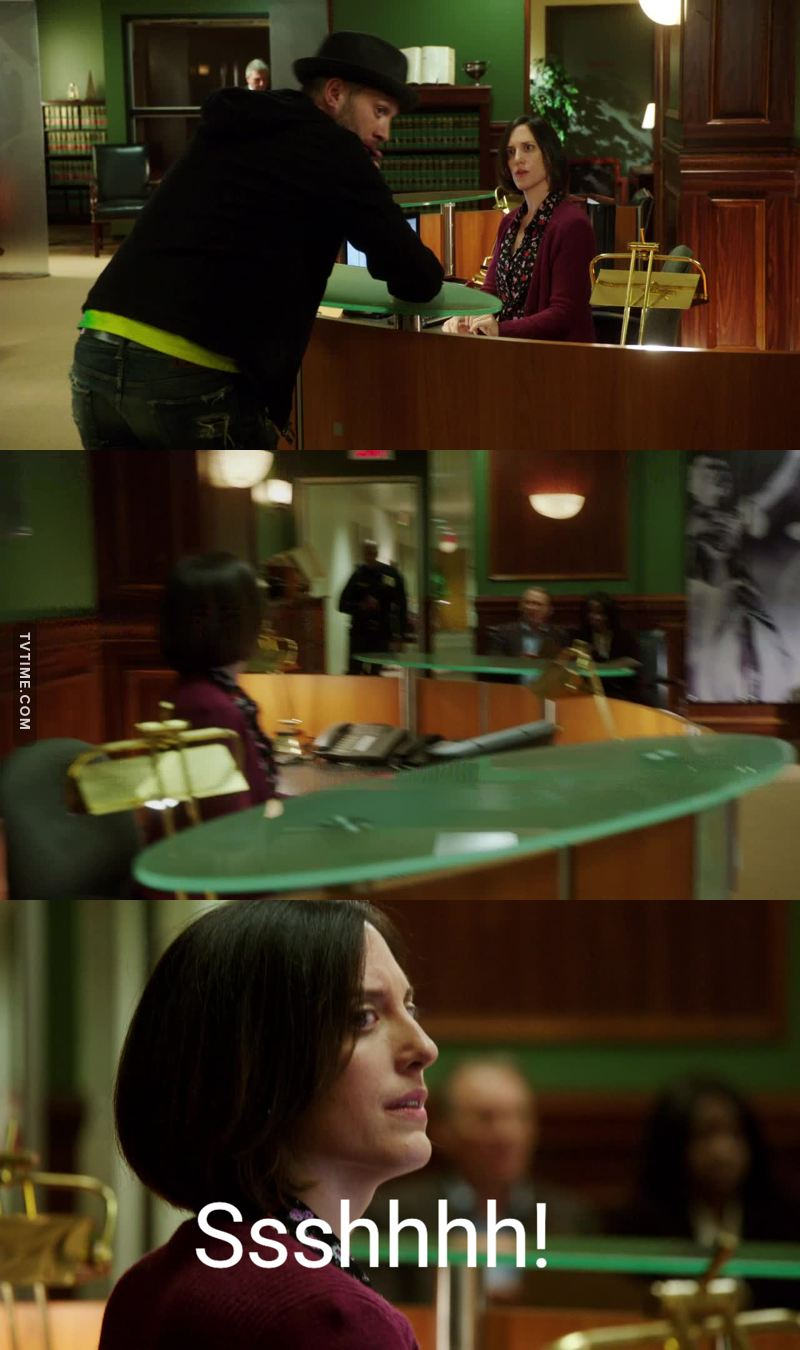 Am I the only one that laughed at this scene? 😂😂😂