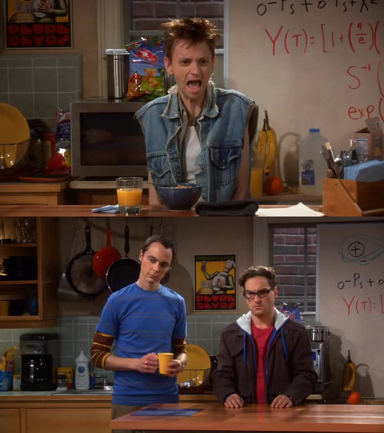 The big lie and there reactions, so funny! Mdr