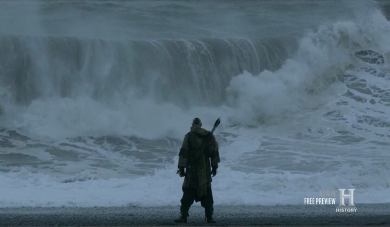 Such a gorgeous cinematography of Floki in Iceland , wow 😍!!