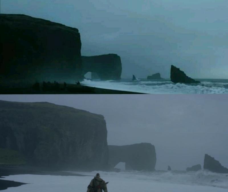 Game of Thrones / Vikings