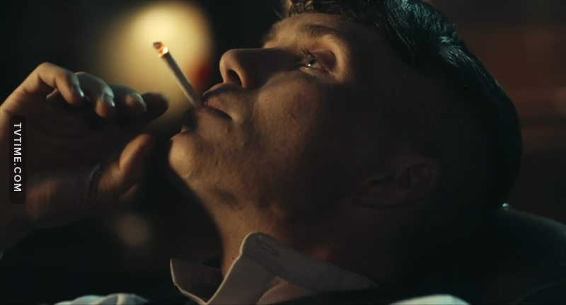 Tommy Shelby Why fucking not ❤