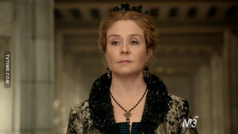 When you have exams but you are still watching Reign