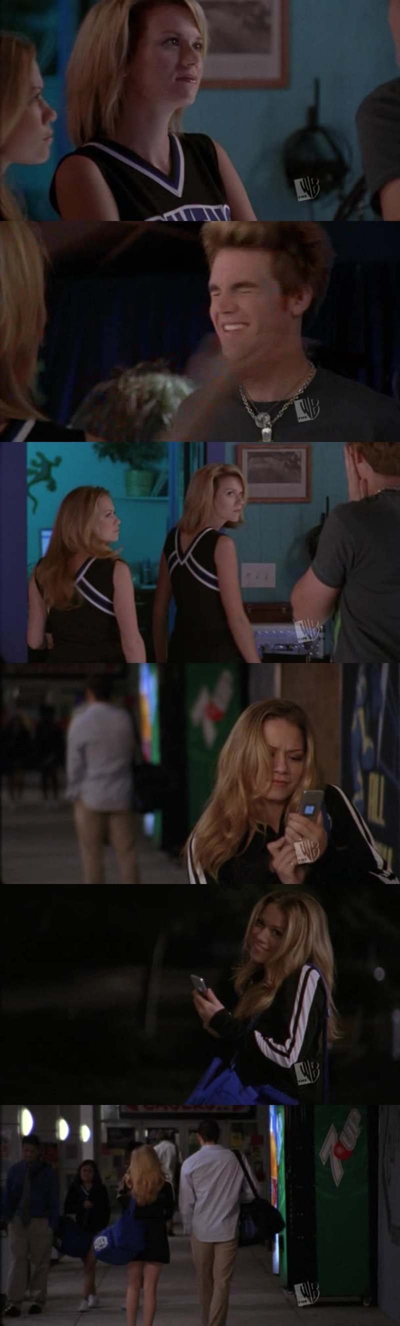I can't choose between Peyton and Nathan, they both were the best in this episode !