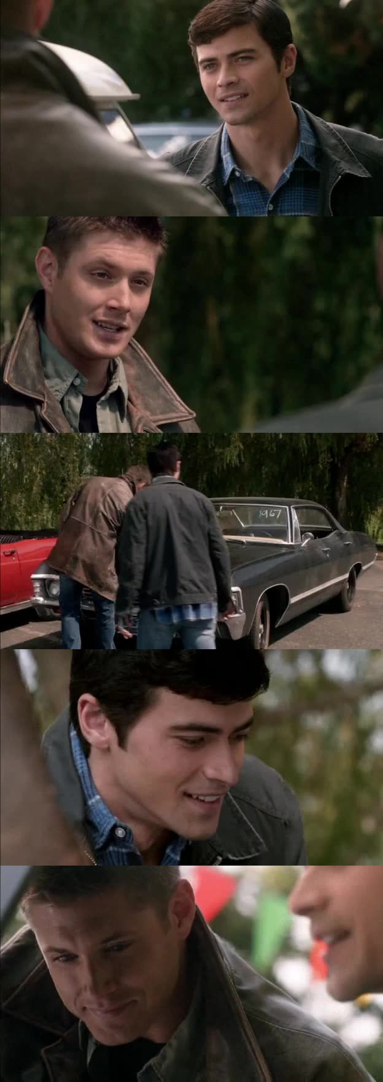 and now we know why John bought the Impala :D