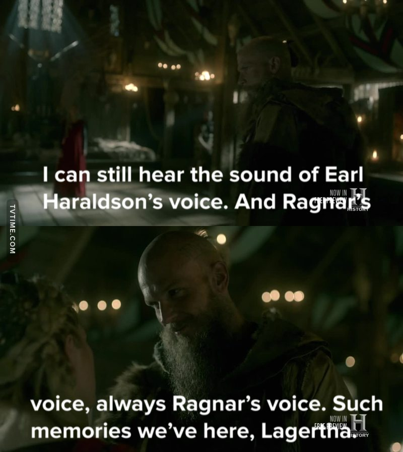 it kills me every time they mention Ragnar