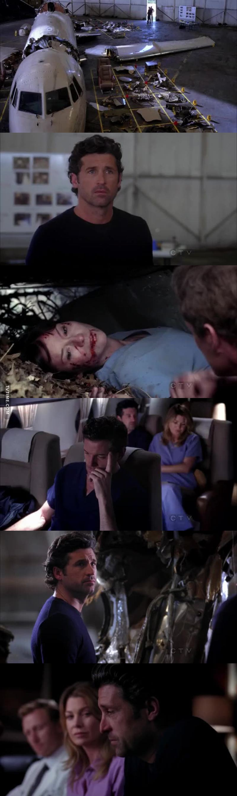 I really loved Derek's strength. Liked the idea of money that can't buy everything!