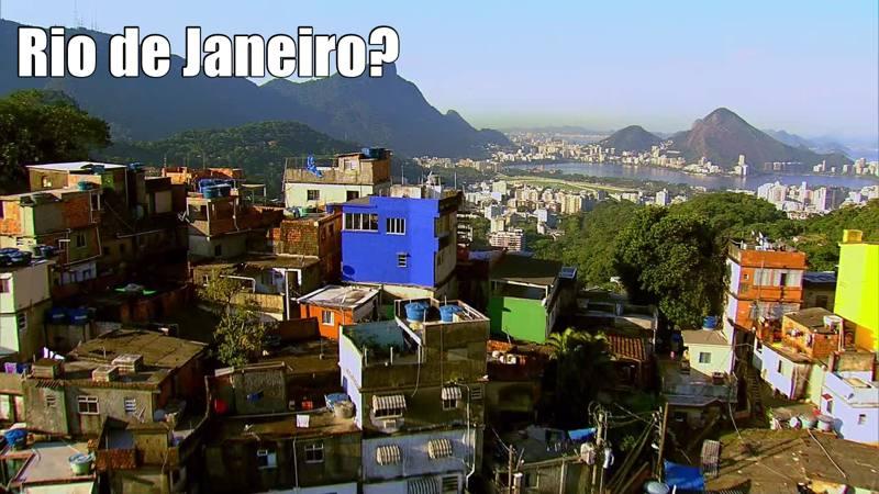 so eu achei esse lugar a cara do Rio?