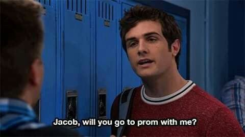 he said yes!