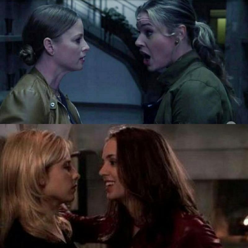 Buffy vs Faith, anyone?