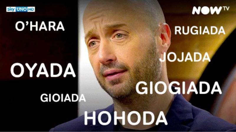 Dite che ce la farà Joe ad imparare il nome di Joayda prima della fine di Masterchef 7? 😂😂