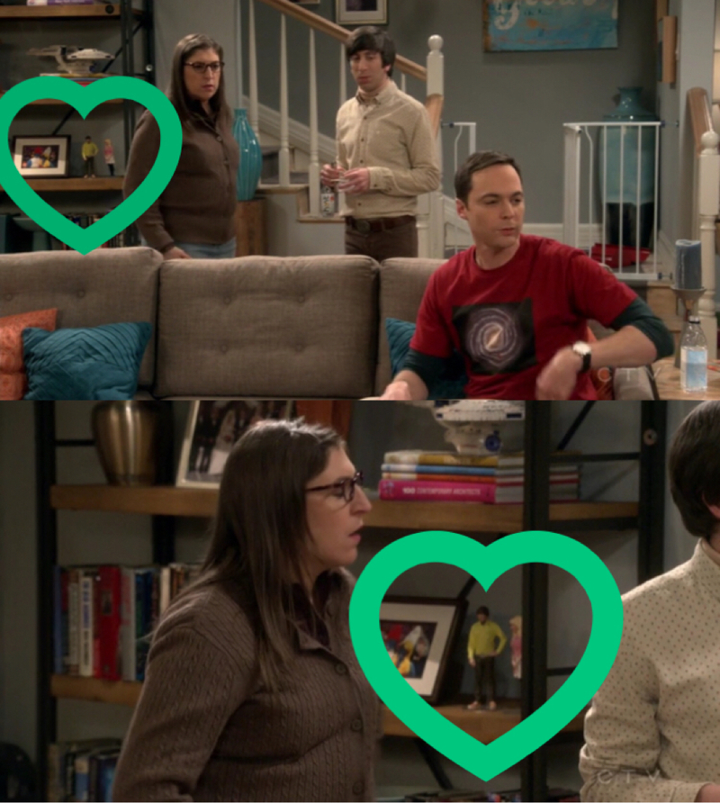 I want to have those Howard and Bernadette figures. A complete TBBT gang would be better. 😍