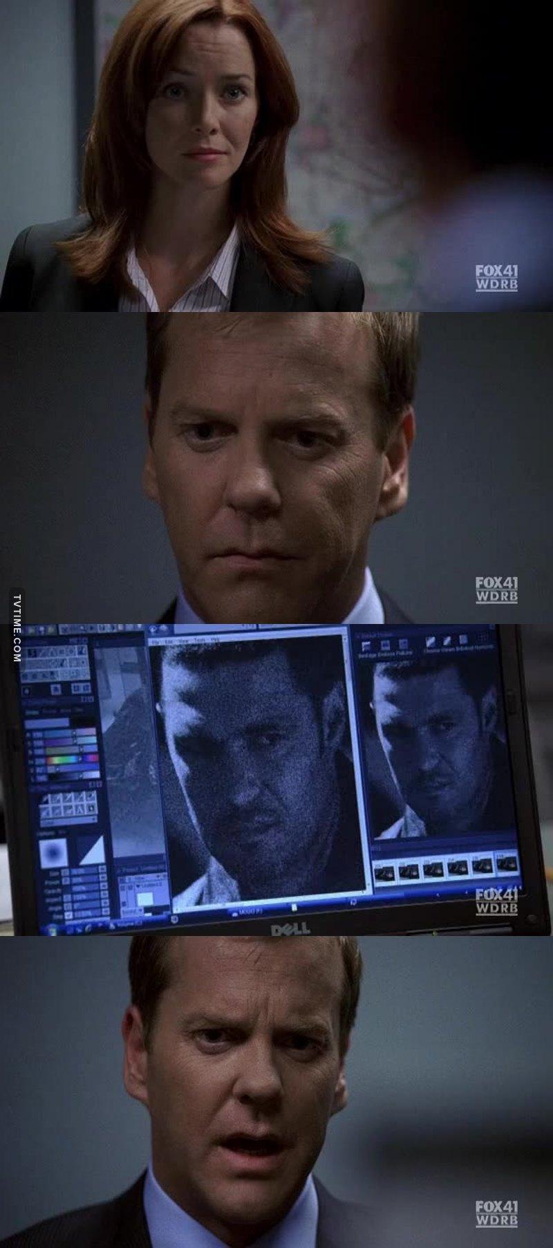 Si Renee ne connaissait pas Bauer elle va pas être déçu c'est pas l'ation qui va manqué. Un duel Tony, Jack sa promet.
