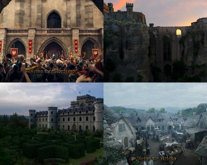 Será que vai ter mais reinos? 🤔 Amei 💛