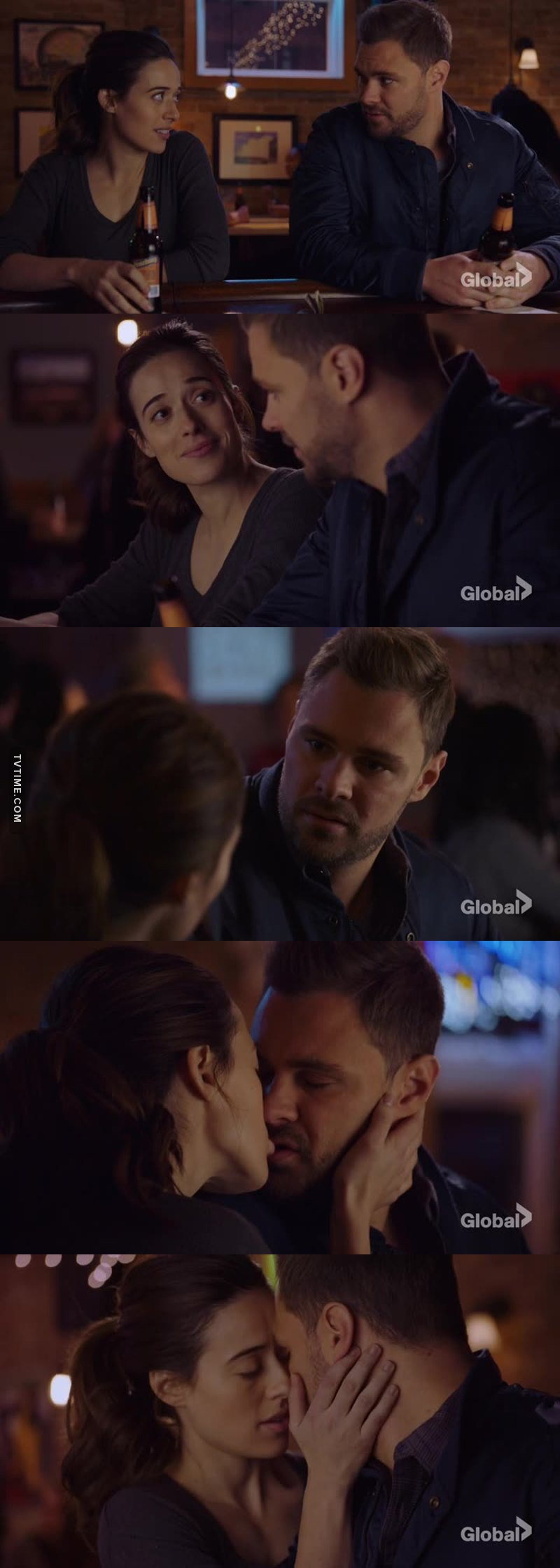 BURZEK!!!!! I've missed them so much! Hopefully this is the start of something stronger and beautiful!